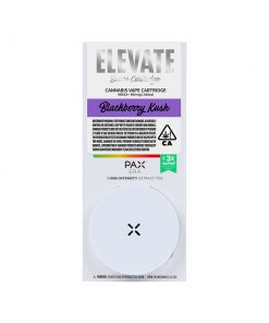 PAX Era Blackberry Kush Elevate Sauce Pod
