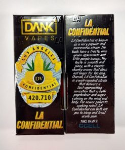 Buy Dank Vapes LA Confidentia